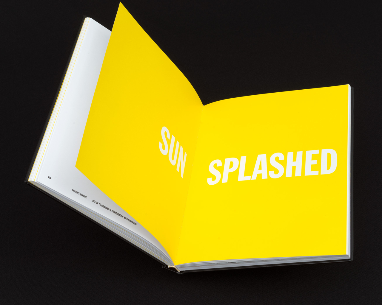 STUDIO  LHOOQ Nari Ward: Sun Splashed